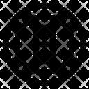 Billiard Sport Ball Icon