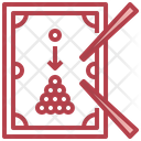 Billiard Snooker Leisure Icon