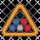 Biliard Play Gambling Icon