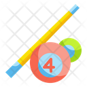 Billiard Pool Snooker Icon