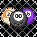 Billiard Sport Game Icon