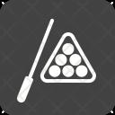 Billiard Snooker Pool Icon