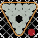 Billiard Snooker Cue Icon