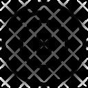 Billiard Ball Eight Icon