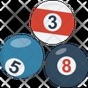 Billiard Balls Icon