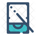 Billiard Board Stick Icon