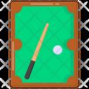 Snooker Billiard Game Billiard Table Icon