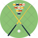 Billiard Table Icon