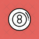 Billiards Pool Game Icon