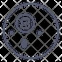 Billiards Ball Club Icon