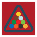 Billiards Pool Snooker Icon