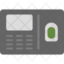 Billing Cash Registry Counter Icon