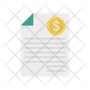 Billing Invoice Payment Icon
