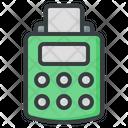 Billing Machine Cash Icon
