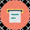 Billing Machine Receipt Icon