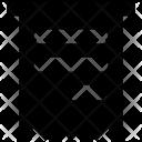 Bill Document Ecommerce Icon