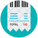 Billing Pay Market Icon