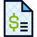 Billing Document Icon