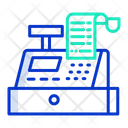 Billing Machine Icon