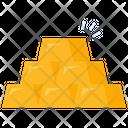 Gold Billion Prize Icon