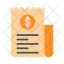 Bills Shopping Bill Bill Icon