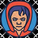 Billy Batson Captain Marvel Warrior Icon