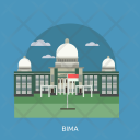 Bima Travel Monument Icon