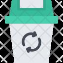 Bin Recycle Bin Waste Icon