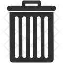 Bin Recycle Icon