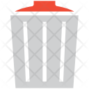 Bin Garbage Recycle Icon