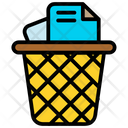 Bin Can Trash Icon