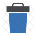Delete Dustbin Trash Icon