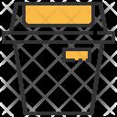Bin Dust Clean Icon