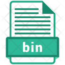 Bin file Icon