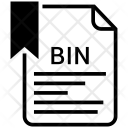 Bin File Type Icon