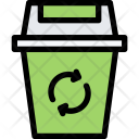 Bin Plumber Cleaning Icon