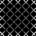 Coding Binary Programming Icon