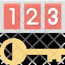 Binary Code Digital Icon