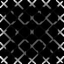 Binary Code Digit Icon