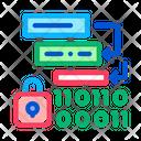 Binary Algorithm Icon