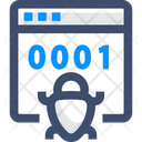 Binary Binary Encryption Binary Code Icon