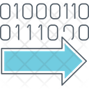 Binary Code Binary Code Icon