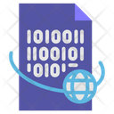 Binary Code Binary Coding Binary Icon