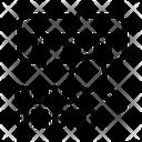 Binary Code Research Icon