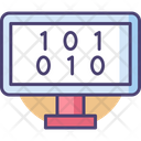 Binary Code Binary Coding Binary Icon