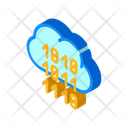 Programming Binary Code Icon
