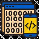 Binary Code Icon