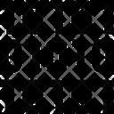 Encryption Binary Security Icon