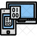 Binary Code Binary Security Binary Icon