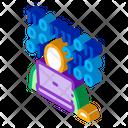 Binary Codeing Icon